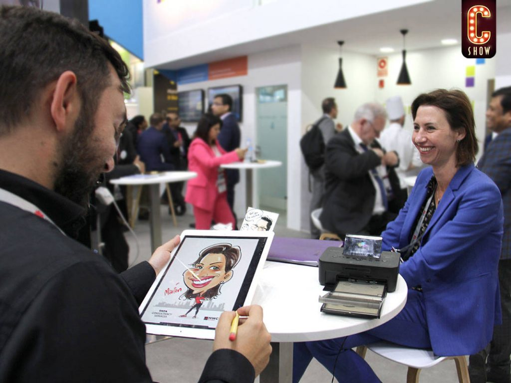 Marketing digital para stands y ferias y congresos