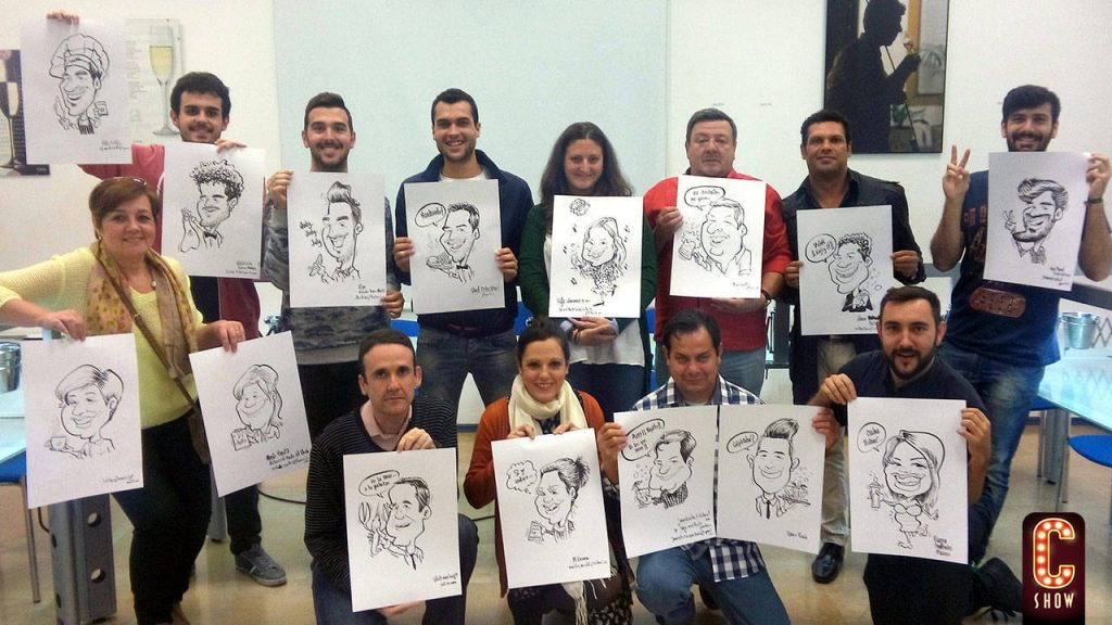 Caricature workshop
