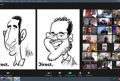 caricatura online