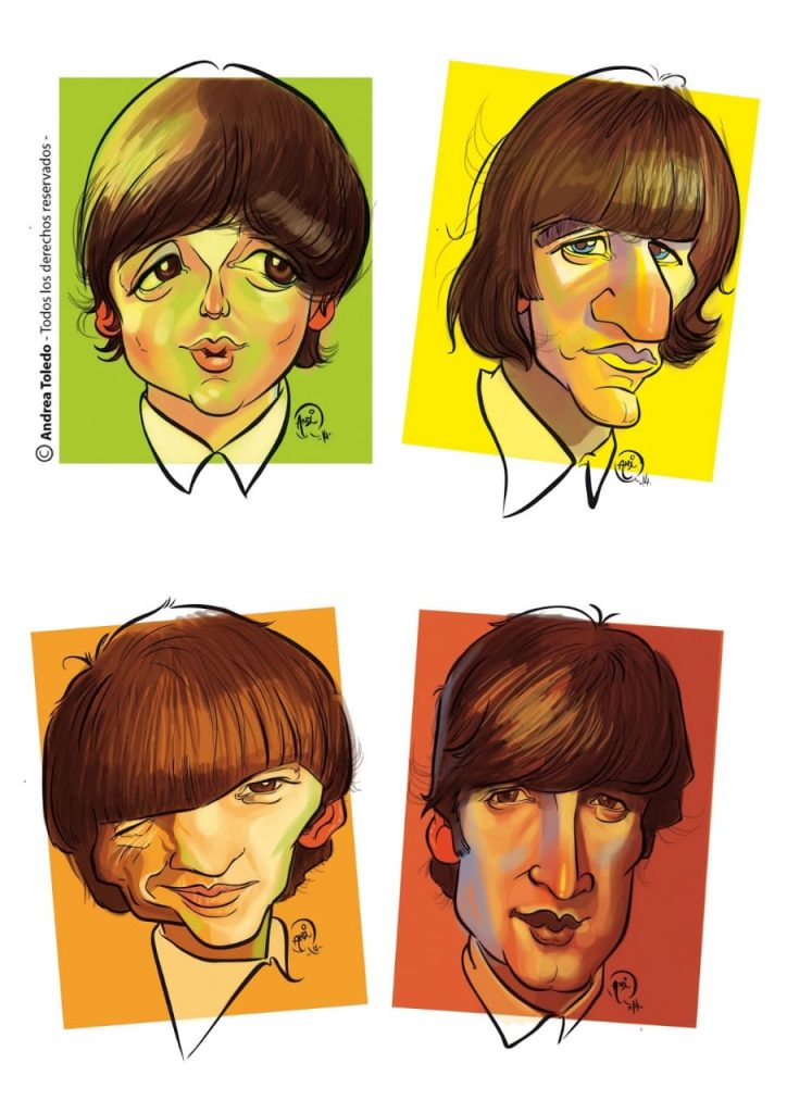 Andrea. Caricaturista